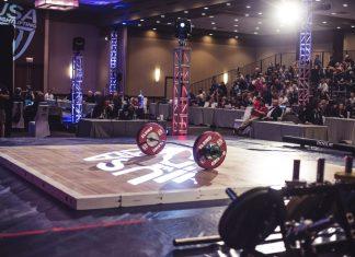 2017 USA Weightlifting National Championships. Photo by Lifting Life