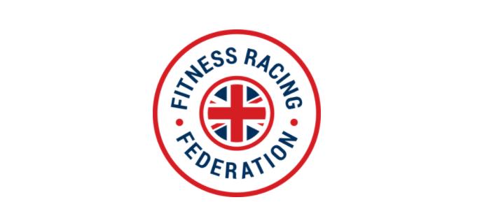 Fitness Racing Federation United Kingdom (FRFUK) Logo