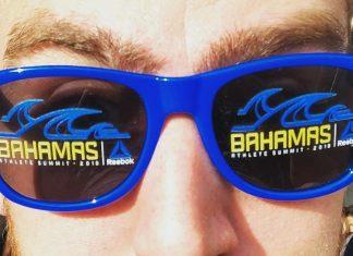 Spencer Hendel heading down to the Bahamas for the Reebok Athlete Summit 5. @spencer_hendel/Instagram