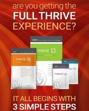 thrive exp