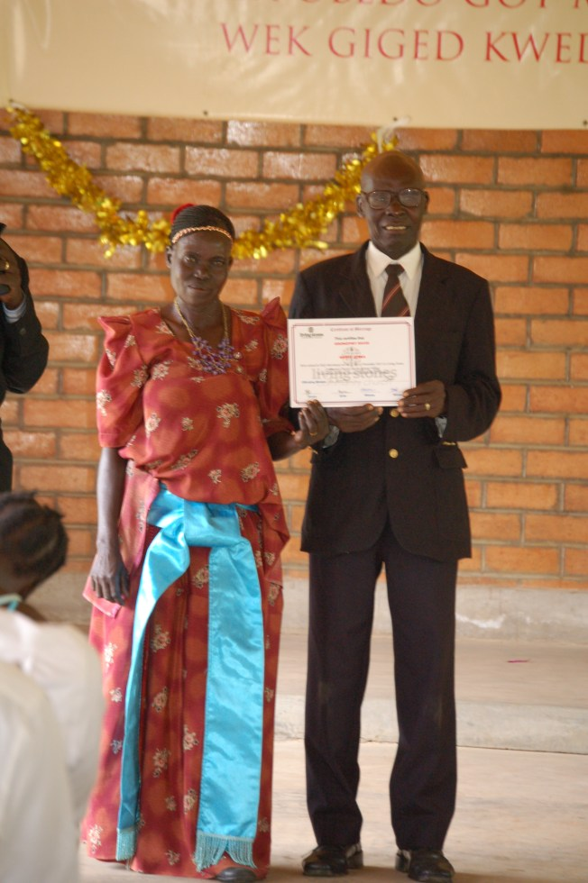 J & D Marriage Certificate