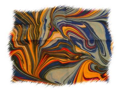 marbelizedfabric