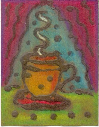 coffee aceo