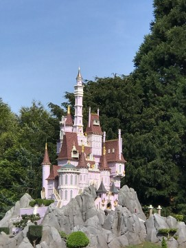 Story Book Land. One of my favorite rides at both Disneylands.