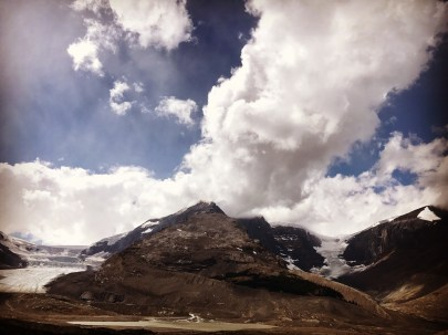 Icefields.