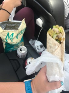 The best wraps are always made by someone else in far away lands.