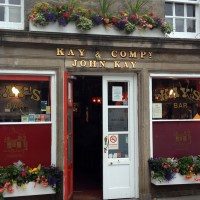 Kay's Bar: Edinburgh's New Town sitting room