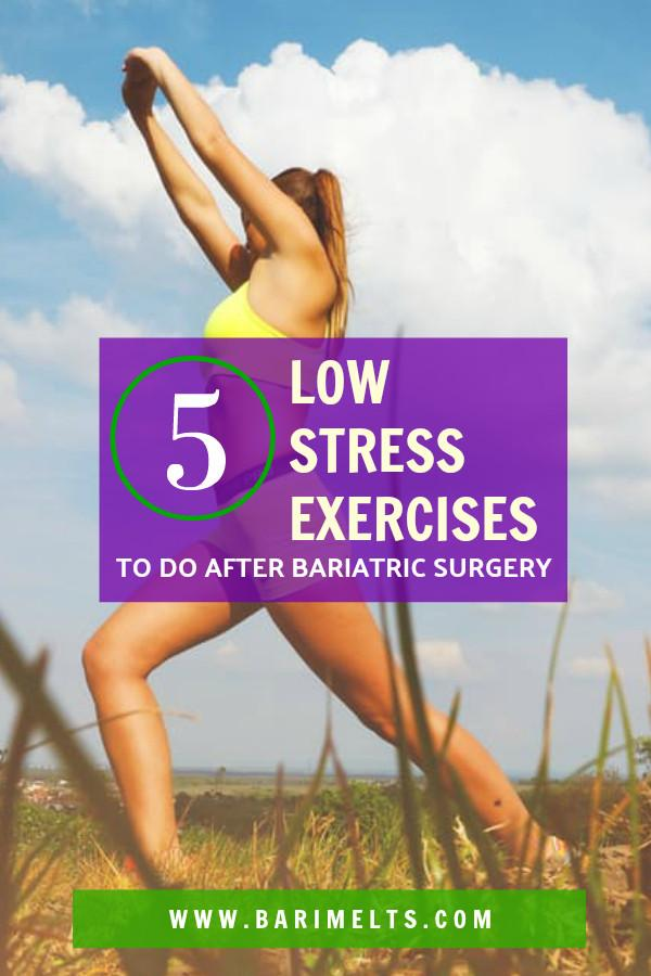 Low Stress Exercises