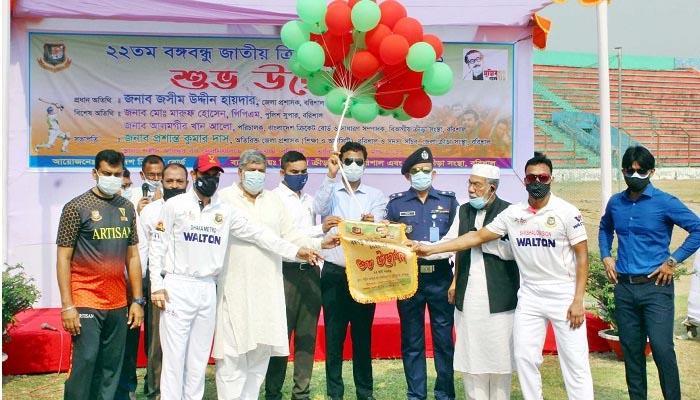 বরিশালে ৪ দিনব্যাপী বঙ্গবন্ধু জাতীয় ক্রিকেট লীগ শুরু