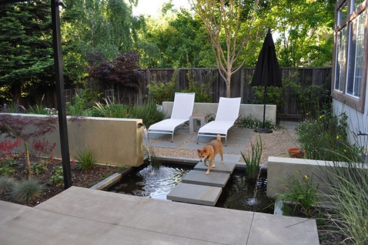 8 Great Backyard Ideas to Delight Your Dog   The Bark on Nice Backyard Landscaping Ideas id=15850