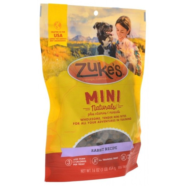 Zukes Dog Treats