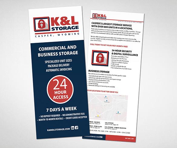 K&L Storage Brochure