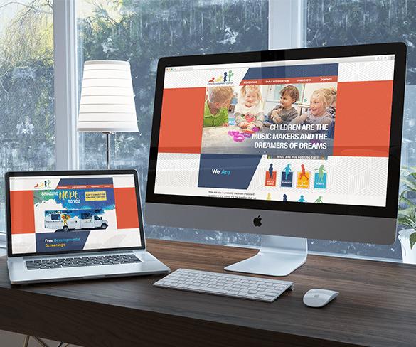 Child Development Center Website