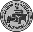 Brand Design for Gruner Brothers Brewing