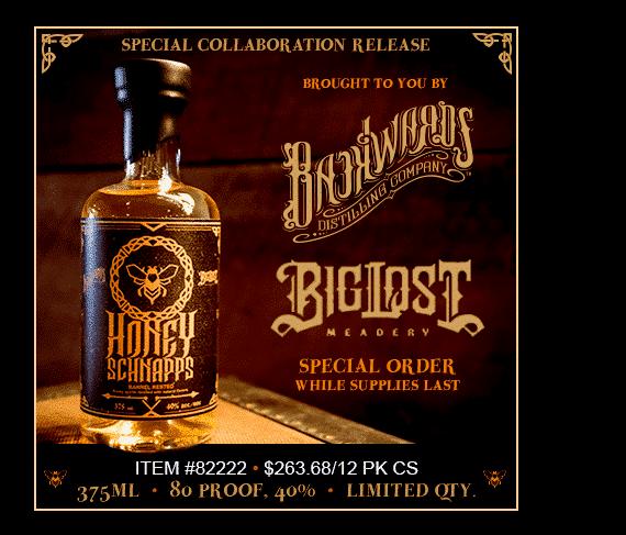 Honey Schnapps Label 2