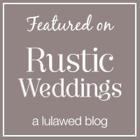 Featured Vendor: Rustic Weddings