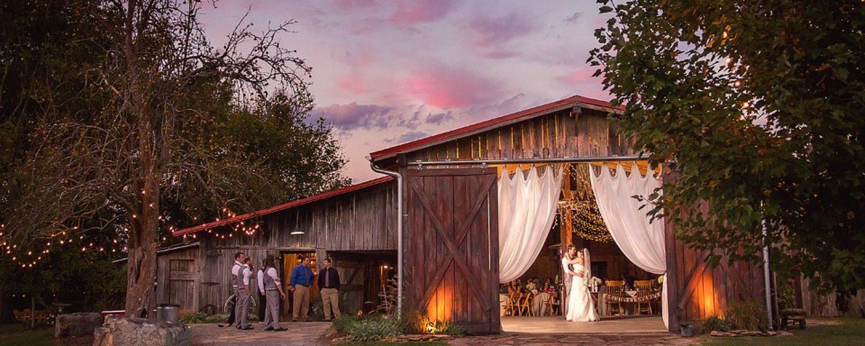 Barn Wedding Venue The Barn At High Point Farms