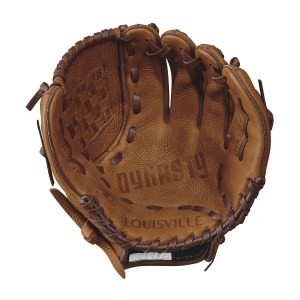 Dynasty infield baseball glove
