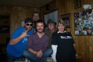 Andrew Stratman and Jason Adams with Nick & Bootsy
