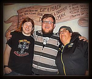 Matt Tuttle (Remora); Preston Rodgers (The Many Colored Death); Shea Spence (The Many Colored Death)