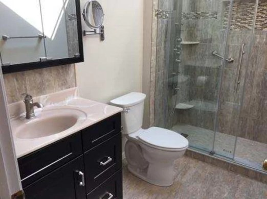 The Basic Bathroom Co    Professionally Remodeled Bathrooms Bathroom Remodeling Projects     completed     September 2017