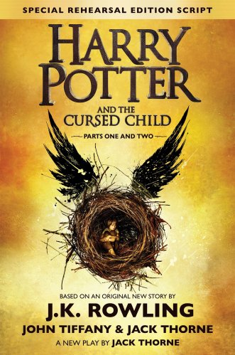 Harry Potter and the Cursed Child by J.K. Rowling | The Basic Bookworm