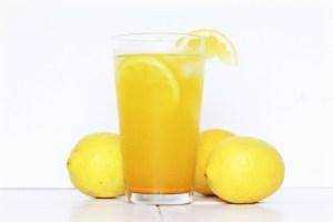 Turmeric Lemonade - Refreshing summer beverage