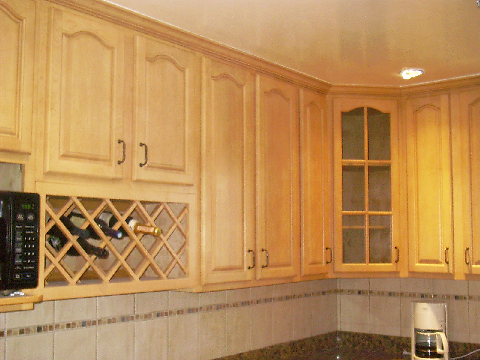 The Best Types of Wood for Building Cabinets - The Basic ... on Maple Cabinets  id=71139