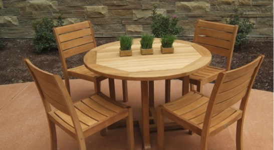 acacia wood outdoor furniture