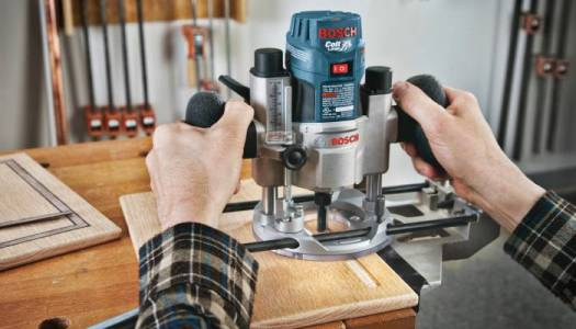 what is a wood router