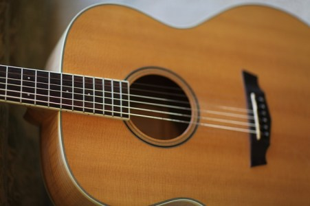 best wood for guitar