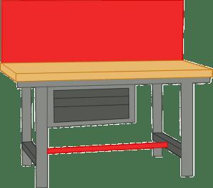 workbench height
