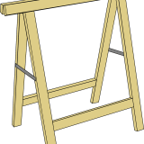 Top 8 Trestle Table Plans