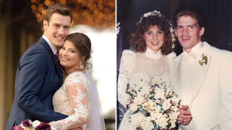 Tori and Bobby's big wedding airs TONIGHT! Here's a look back at the Bates…