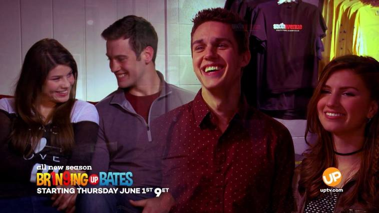 It's a Summer of Love on this coming season of Bringing Up Bates! ️