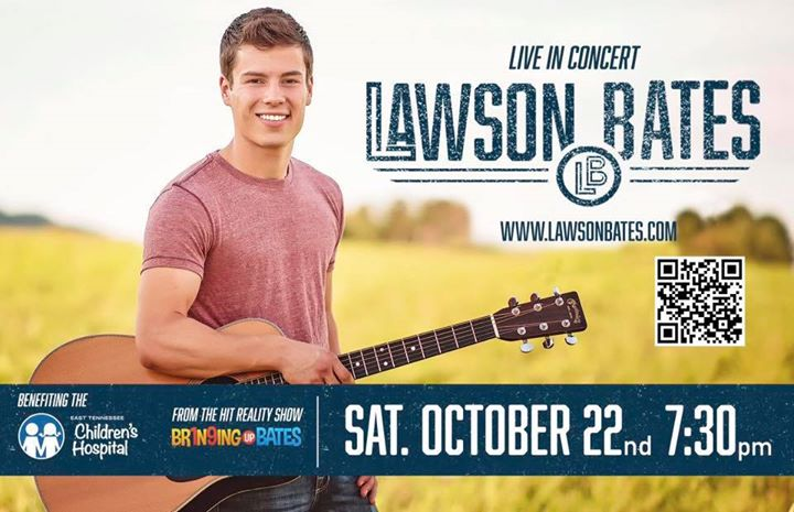 We hope you can come out to Lawson's concert this SATURDAY at 7:30pm benefiting…