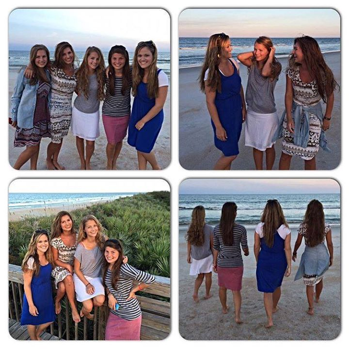 Girls trip! Missed you Michael, Erin, & Alyssa! #WeekendGetaway #CinnamonBeach #PalmCoast #SisterTime