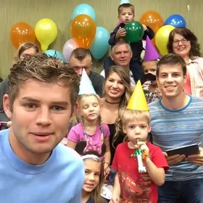 The Bates Family shared Bringing Up Bates's live video
