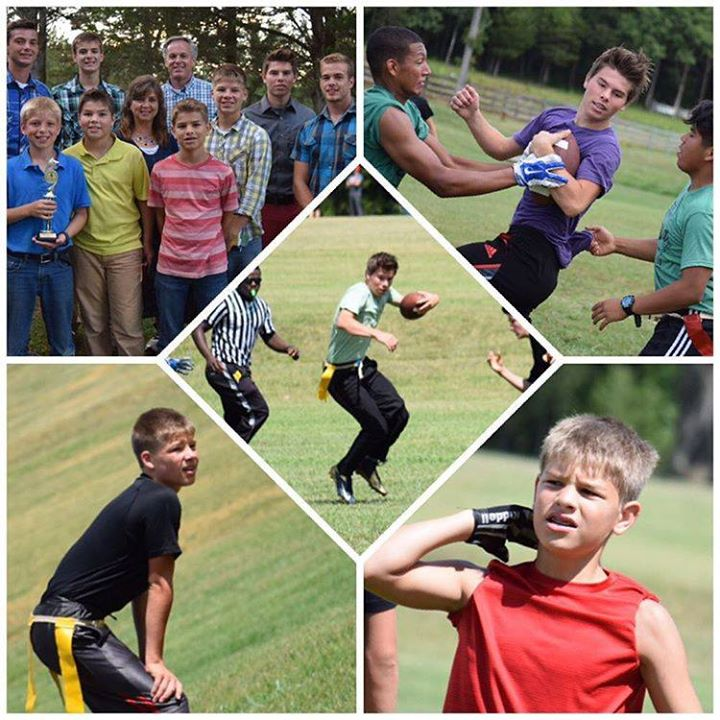 What a fun week the boys had at the Bill Rice Ranch Summer Youth…