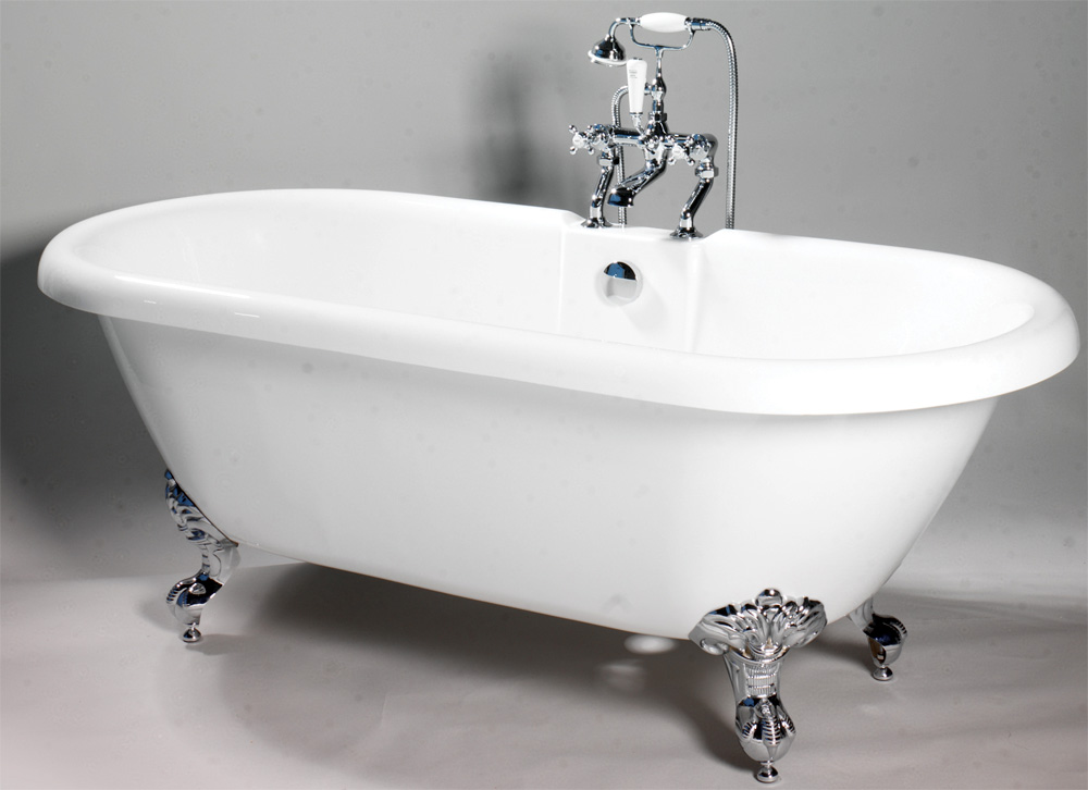 Resurfacing A Roll Top BathThe Bath Business