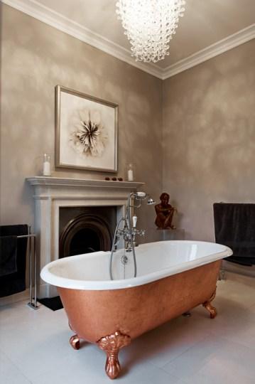 A bathroom by Latham Interiors
