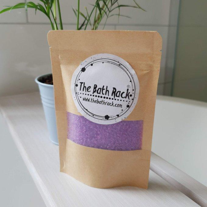 Relaxing Raspberry & Vanilla Bath Salts