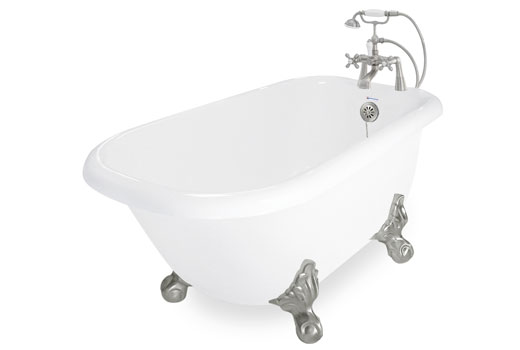 Jetted Clawfoot Tub Champagne Jester 4 12 By