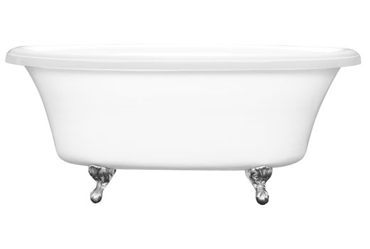 Jetted Clawfoot Tubs Whirlpool Air Bath Air Injection And Champagne Massage The Bath Spot