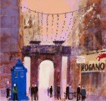 Royal Exchange Square by Colin Ruffell