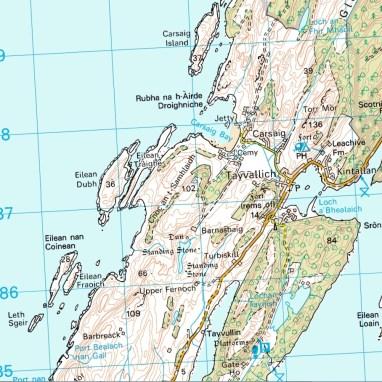 Tayvallich, Argyll