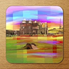 Royal and Ancient, St Andrews Coaster