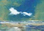 Original Art Seascape 1 (Landscape) by Stuart Roy