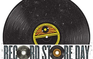 Record Store Day 2012 Logo