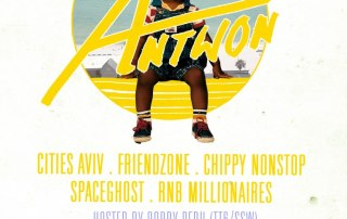 Antwon Mission Creek Oakland flyer